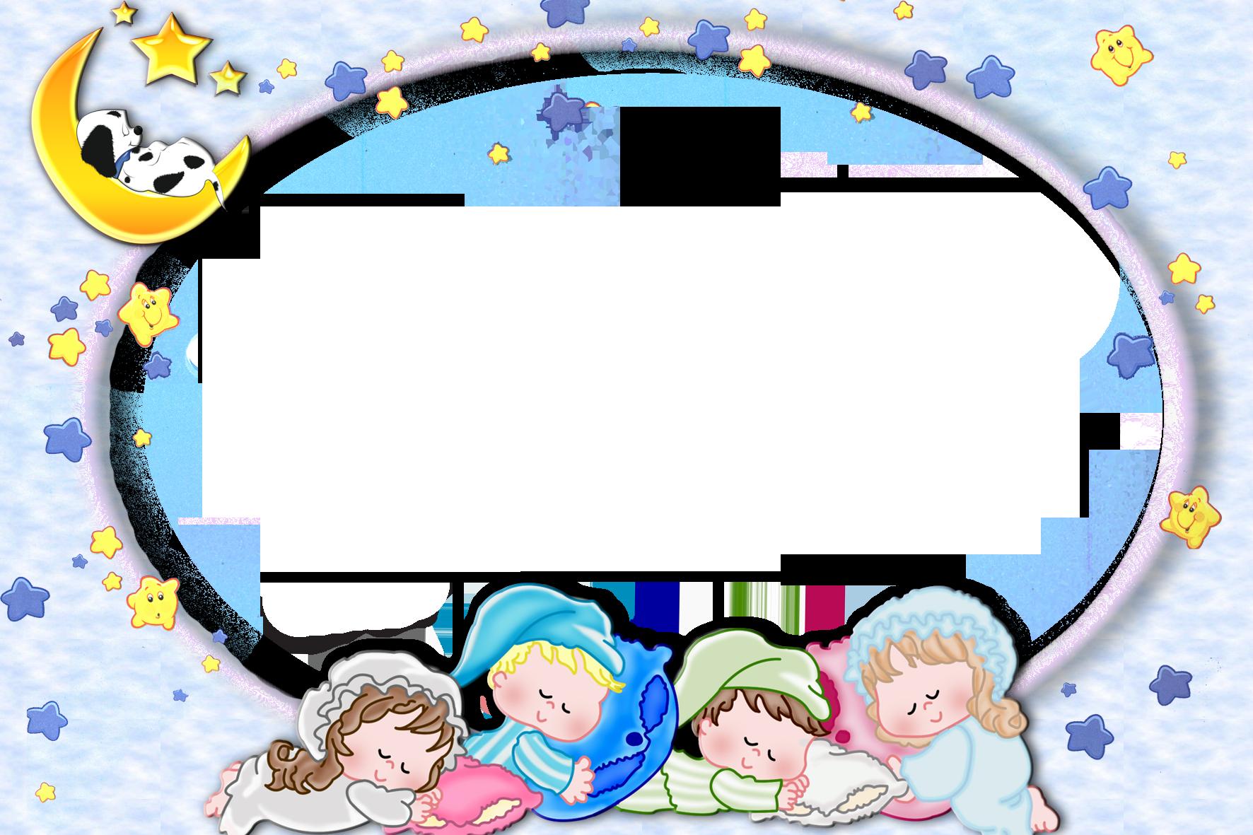 Cadre d 39 enfants 10 bonne nuit for Cadre photo enfant